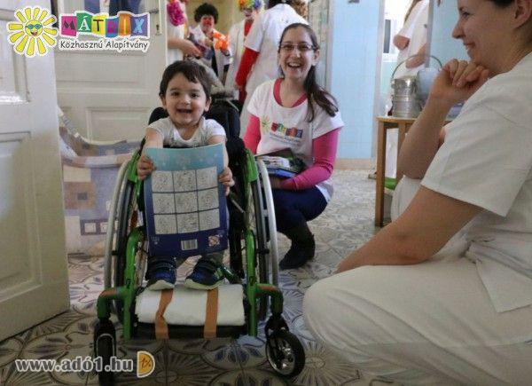 Adó 1% gyermekmentésre - Mátrix Közhasznú Alapítvány