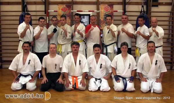 SHOGUN Sportegyesület - Sportszervezet