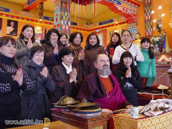 Magyarországi Karma Kagyüpa Buddhista Közösség - Ismeretterjesztés, támogatás