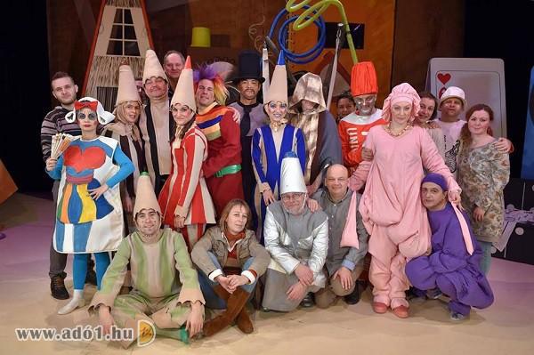 Babszem Jankó Gyermekszínház Közhasznú Kulturális Egyesület - Kultúra, művészet