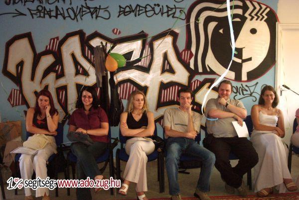 Kortársak az Egészséges Fiatalokért Egyesület